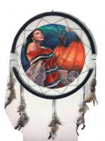 "24"" Indian Mandala (6 Assortment)"