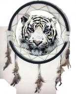 "24"" Single Tiger Mandala"