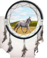 "24"" Single Horse Mandala"