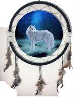 "24"" Wolf Mandala (6 Assortment)"