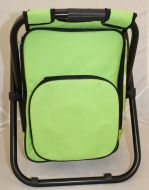 Lime Green Backpack Cooler