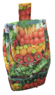 Steel Cart w/Bag (Vegetable Designs)