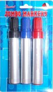 3 pc Jumbo Marker (assorted)