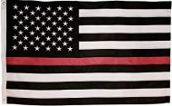 """3 x 5 Flag """"Red Line"""""""