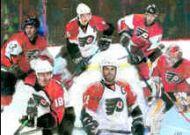 Philadelphia Flyers Graphic Art