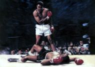Muhammad Ali Graphic Art