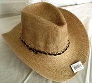 Woven Cowboy Hat 3 Color