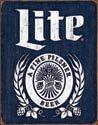 Miller Lite Bottle Logo