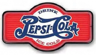 """LED Light Up Sign """"Pepsi Marque"""""""