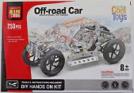 Off Road Car Erector Set