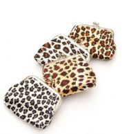 "Coin Purse ""Animal Print"""