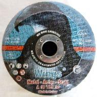 """4"""" x 1/8"""" Metal Cutting Wheel"""