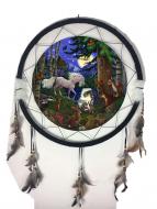 "6.5"" Unicorn Mandala (6 Assorted)"