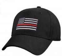 "Baseball Cap ""Red Line Flag"" (2 Assorted)"