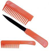 Comb Knives (Orange)