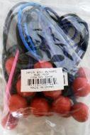 """6"""" Ball Bungees (50 ct Bag)"""